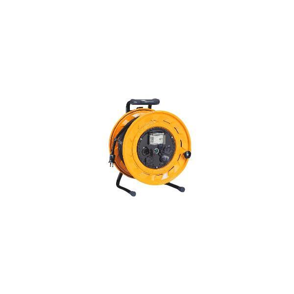 ハタヤリミテッド:BR型コードリール(漏電遮断器付) 30m BS-301