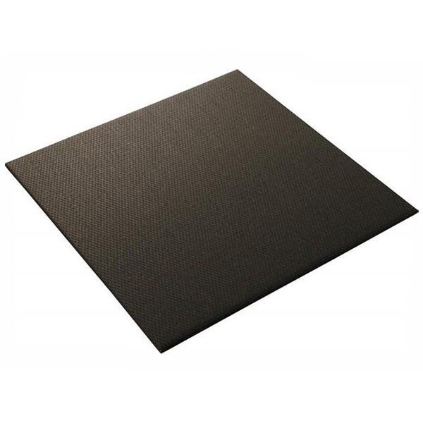 大建工業:ここち和座 小波 置き敷き畳12栗色(3入) YQ5512-3