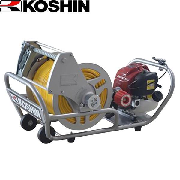 (代引不可)工進:ガーデンスプレイヤー エンジン動噴 MS-ERH100
