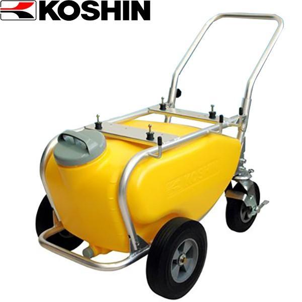 (代引不可)工進:ガーデンスプレイヤー専用タンクキャリー TK-50N 農業 園芸 噴霧器 除草剤 農薬 噴射 散布機