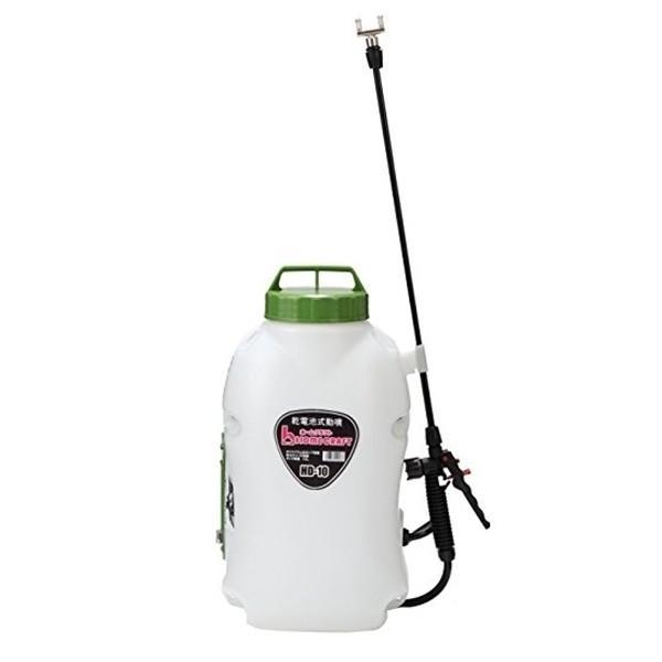 ホームクラフト:背負乾電池式噴霧器 HD-10