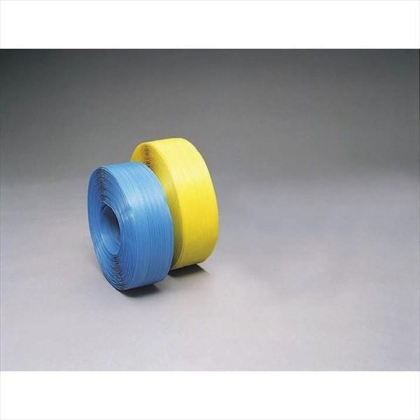 積水樹脂:PPバンド K 15.5幅 5巻入 青 SJCK15B
