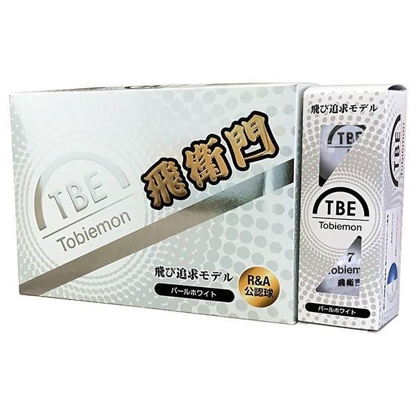 飛び衛門(tobiemon):ゴルフボール 2ピース 1箱 12球入り パール ホワイト (12箱) T-B2PW