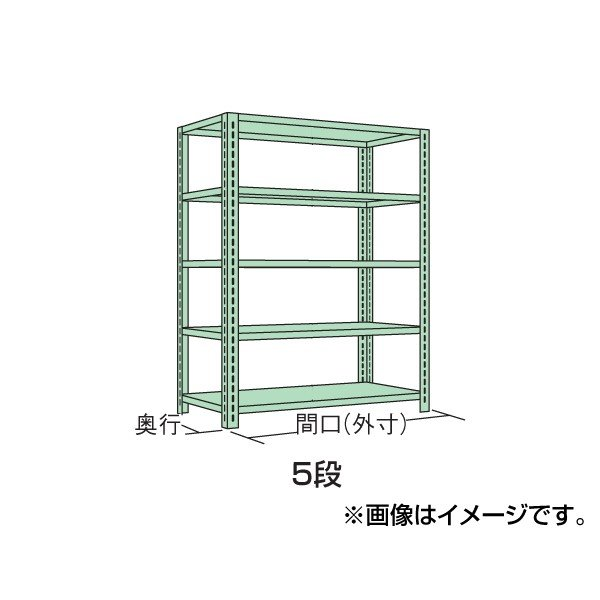 (代引不可)SAKAE(サカエ):ボルトレスラック中軽量型 NB-5434W