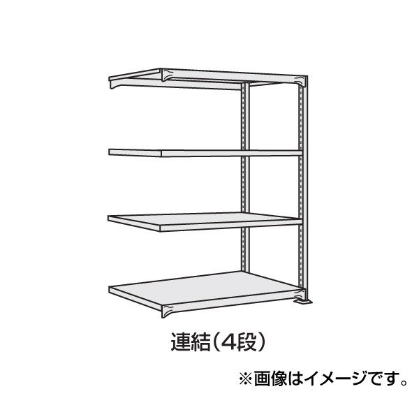 (代引不可)SAKAE(サカエ):中軽量棚NE型 NE-9544R