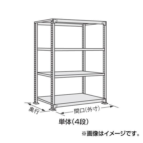 (代引不可)SAKAE(サカエ):中軽量棚NEW型 NEW-1324