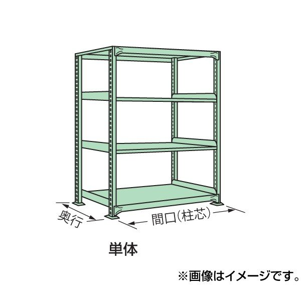 (代引不可)SAKAE(サカエ):中量棚WG型 WG-9524
