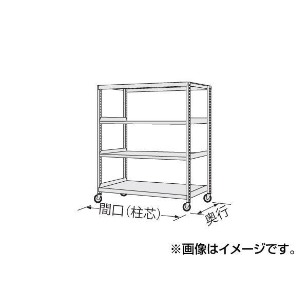 (代引不可)SAKAE(サカエ):中量キャスターラック NKR-8544GUJ NKR-8544GUJ