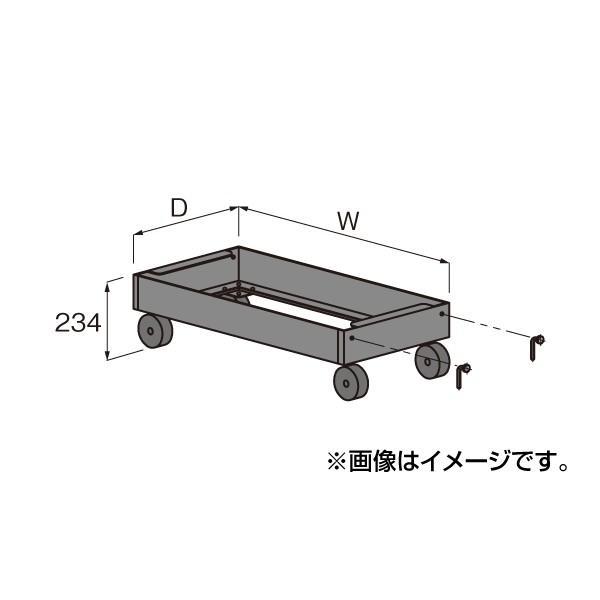 (代引不可)SAKAE(サカエ):中量ラックキャリー (代引不可)SAKAE(サカエ):中量ラックキャリー C-40支柱タイプ MDS1260G