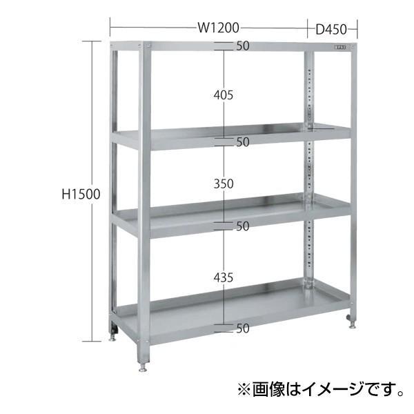(代引不可)SAKAE(サカエ):ステンレススーパーラック SPR4-2113SU