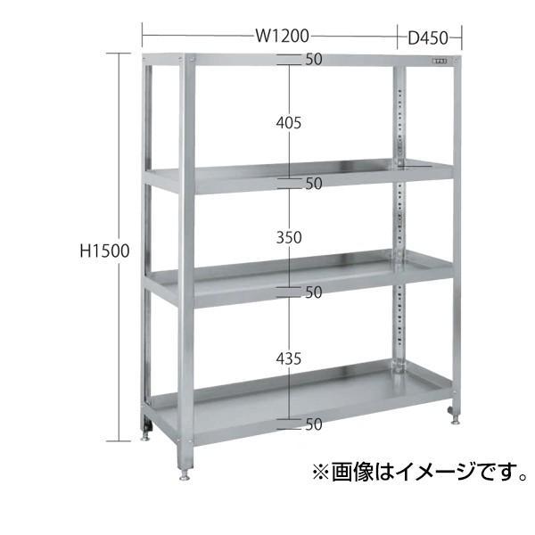(代引不可)SAKAE(サカエ):ステンレススーパーラック SPR-2113SU