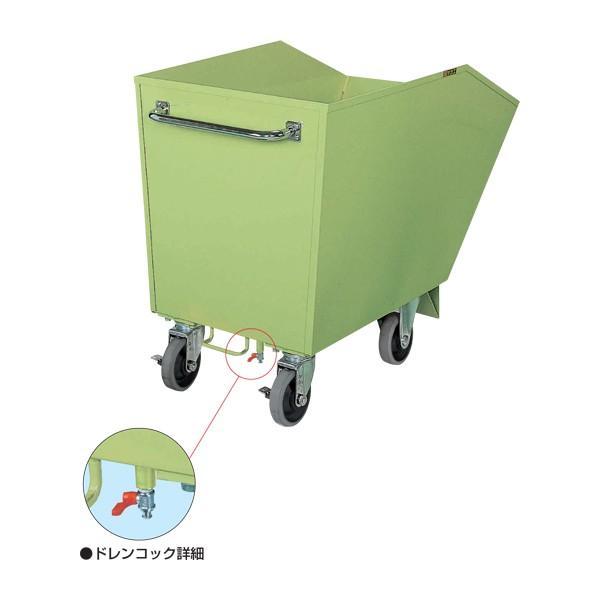 (代引不可)SAKAE(サカエ):スクラップ台車 S-2M