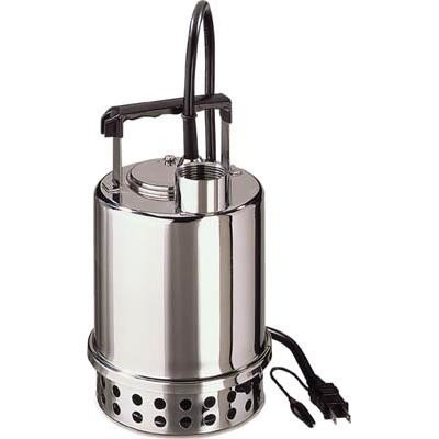 エバラ ステンレス製水中ポンプ(1台) (50Hz) 40P7075.55S 2432803