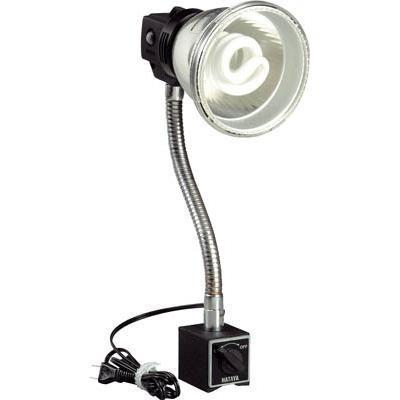 ハタヤ 蛍光灯マグスタンド 18W蛍光灯付 電線1.6m マグネットスタンド付(1台) MF15M 2762471