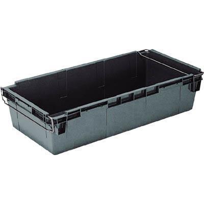 リス HB型コンテナーHB−120 グレー(1個) HB120 3039081