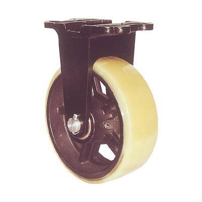 ヨドノ 鋳物重量用キャスター(1個) MUHAMK300X100 3053270