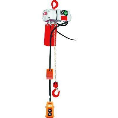 象印 β型電気チェーンブロック・200kg・10m(1台) BSK20A0 3870839