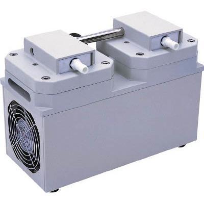(代引不可)ULVAC ダイアフラム型ドライ真空ポンプ(1台) DTC60 3981576