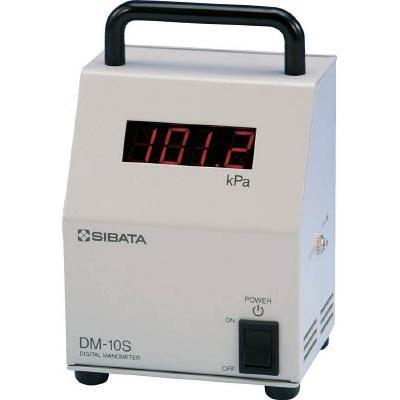 SIBATA デジタルマノメーター DM−30S型(1台) 07106030 4203488