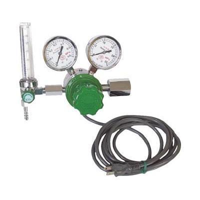 ヒーター付圧力調整器 YR−507F−2(1個) YR507F2 YR507F2 YR507F2 4346726 5d0