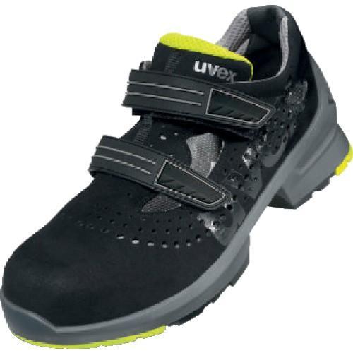 UVEX サンダル ブラック ブラック ブラック 25.5CM 8542.440 8552780 4f2