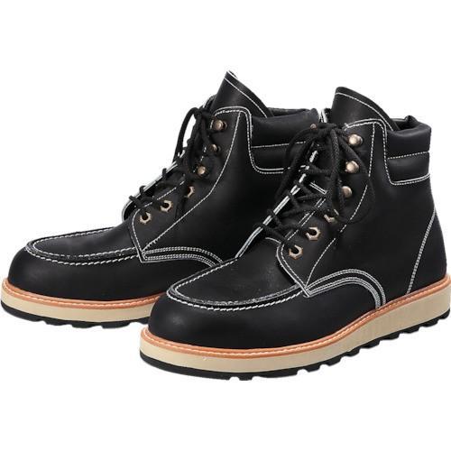 青木安全靴 US-200BK 24.5cm US200BK24.5 8559167