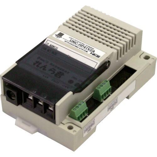 NKE れんら君 アナログタイプ 電圧入力0-5V ACアダプタ付き UNCRP41V2A 8561562
