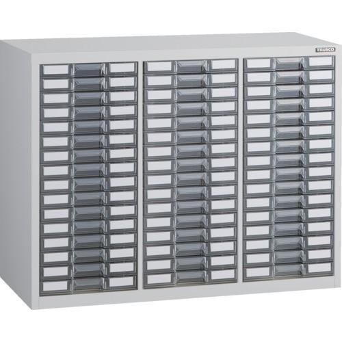 TRUSCO カタログケース 浅型3列16段 W 885×400×H700 LB3C16W 8566642