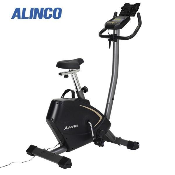 アルインコ プログラムバイク
