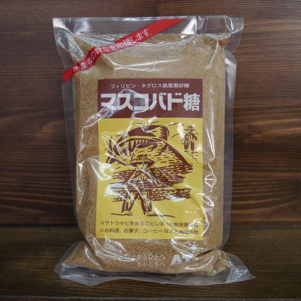 マスコバド糖  500g|coffeemeetsbagels