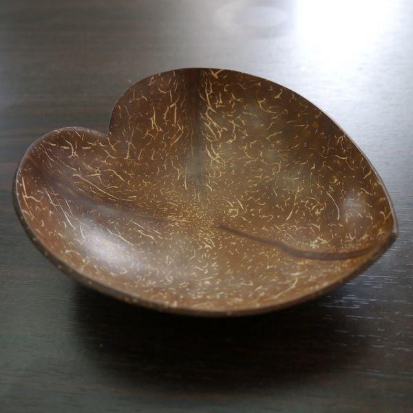 ココディッシュ(ココナツ皿) - ハート|coffeemeetsbagels