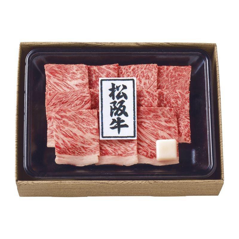 送料無料 松阪牛 焼肉カルビ 約200g 牛脂 個体識別番号|cojin-shop