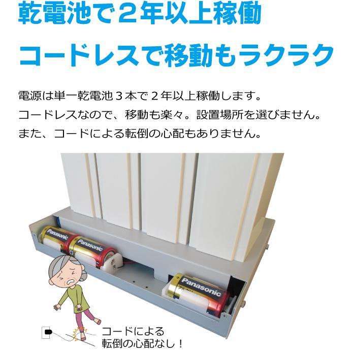 服薬管理ROBO『コッくんお薬よ〜』 4棟式(朝・昼・夜・寝 タイプ) cokkun 06