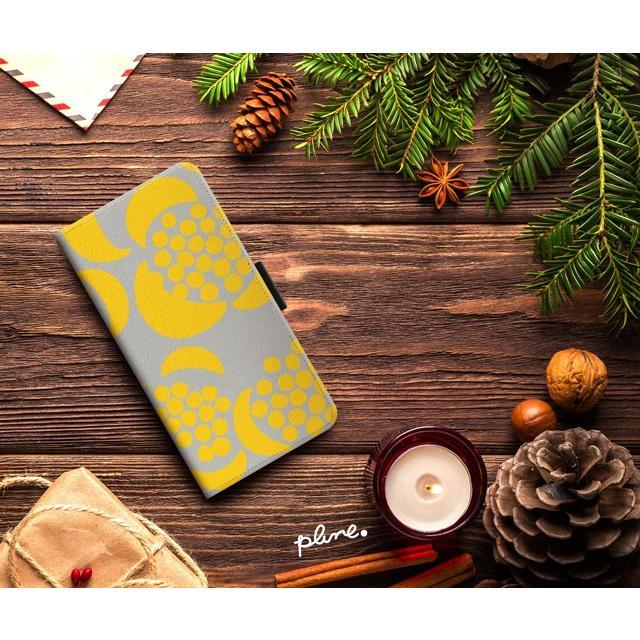 スマホケース iPhone11/11 pro/11 pro MAX/X/XS/XS Max/XR/SE(第2世代)/8/7/6/6s plune 手帳型 ケース 北欧 花柄 可愛い|collaborn-plus|06