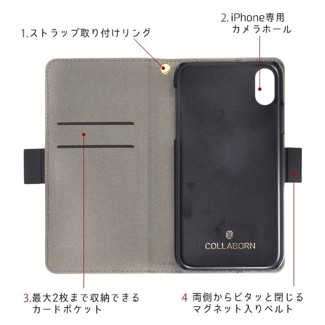 スマホケース iPhone11/11 pro/11 pro MAX/X/XS/XS Max/XR/SE(第2世代)/8/7/6/6s plune 手帳型 ケース 北欧 花柄 可愛い おしゃれ|collaborn-plus|12