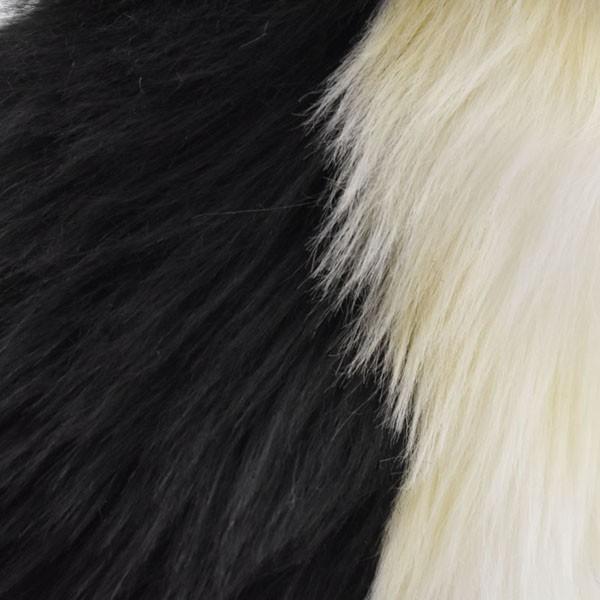 ハンサ【HANSA】ぬいぐるみチワワ31cm わんこ ワンちゃん 犬 いぬ イヌ 白黒 ペット|collecolle|07