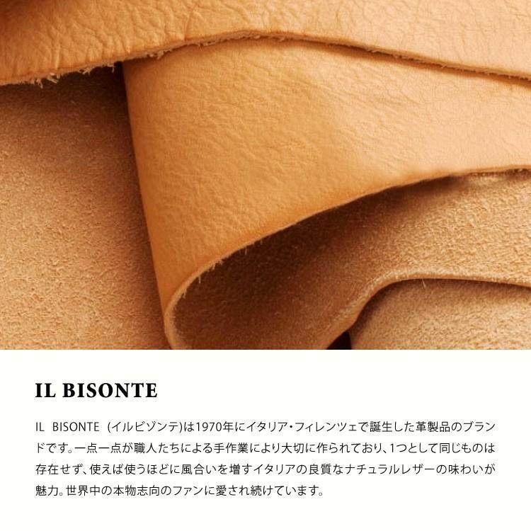 イルビゾンテ ブレスレット レザー IL BISONTE H0529P|collectioncasestore|02