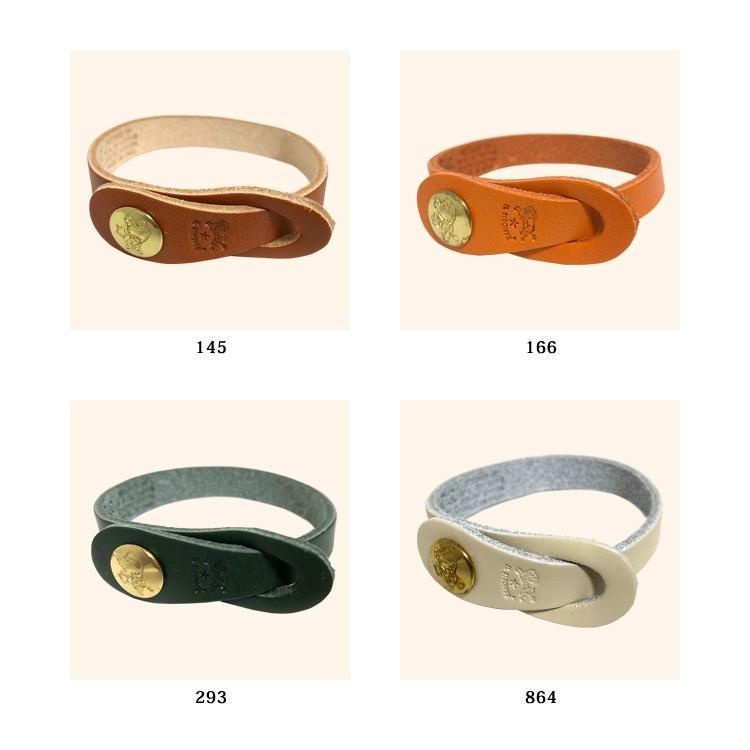 イルビゾンテ ブレスレット レザー IL BISONTE H0529P|collectioncasestore|06