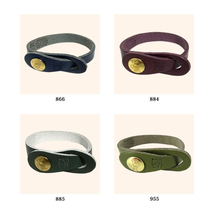 イルビゾンテ ブレスレット レザー IL BISONTE H0529P|collectioncasestore|07
