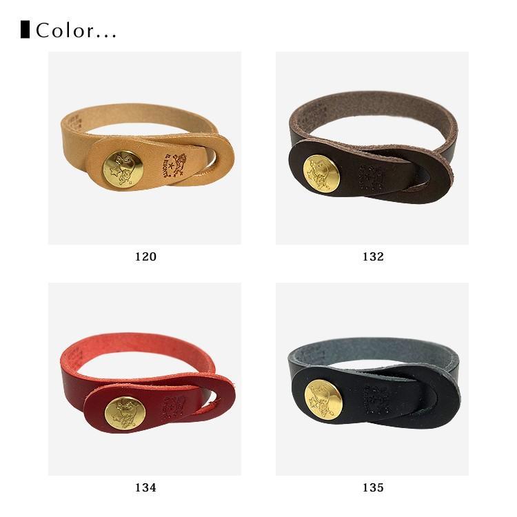 イルビゾンテ ブレスレット レザー IL BISONTE H0529UP|collectioncasestore|05