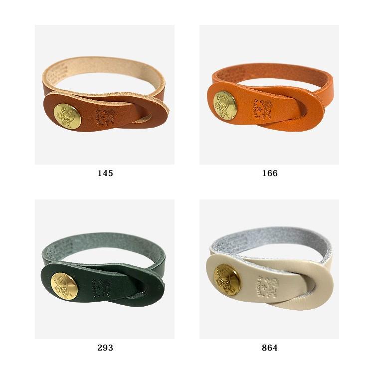 イルビゾンテ ブレスレット レザー IL BISONTE H0529UP|collectioncasestore|06