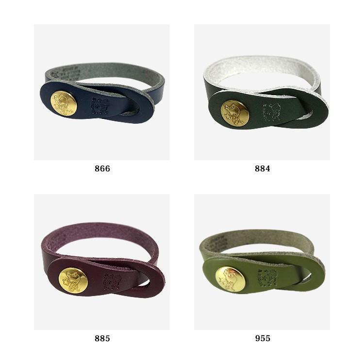 イルビゾンテ ブレスレット レザー IL BISONTE H0529UP|collectioncasestore|07