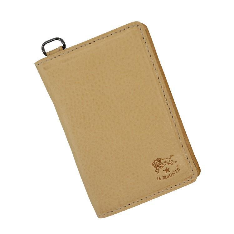 イルビゾンテ IL BISONTE カードケース 定期入れ C1153 並行輸入品|collectioncasestore|10