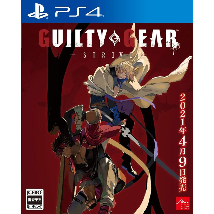 (PS4)GUILTY GEAR -STRIVE-(中古品)|collectionmall