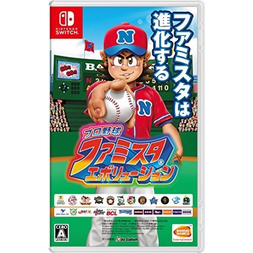 (Switch) プロ野球 ファミスタ エボリューション (管理番号:381636)|collectionmall