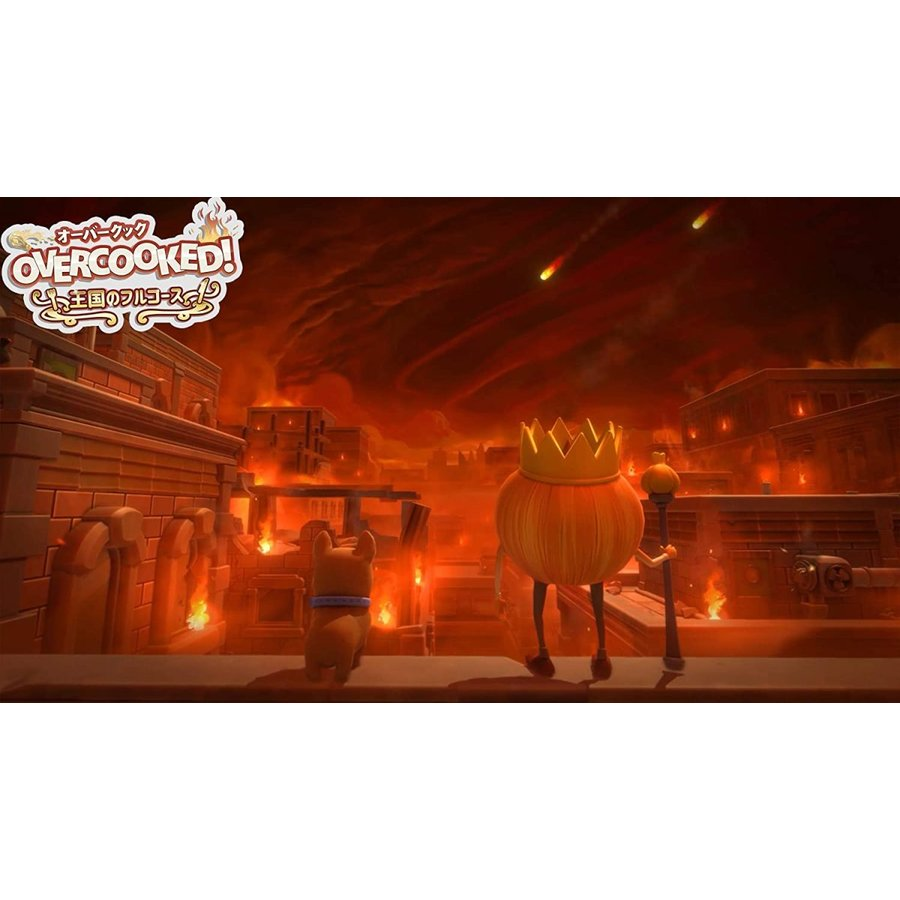 (PS5)Overcooked! 王国のフルコース(中古品)|collectionmall|02