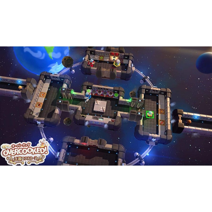 (PS5)Overcooked! 王国のフルコース(中古品)|collectionmall|03