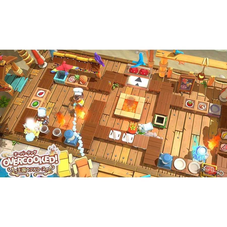 (PS5)Overcooked! 王国のフルコース(中古品)|collectionmall|04