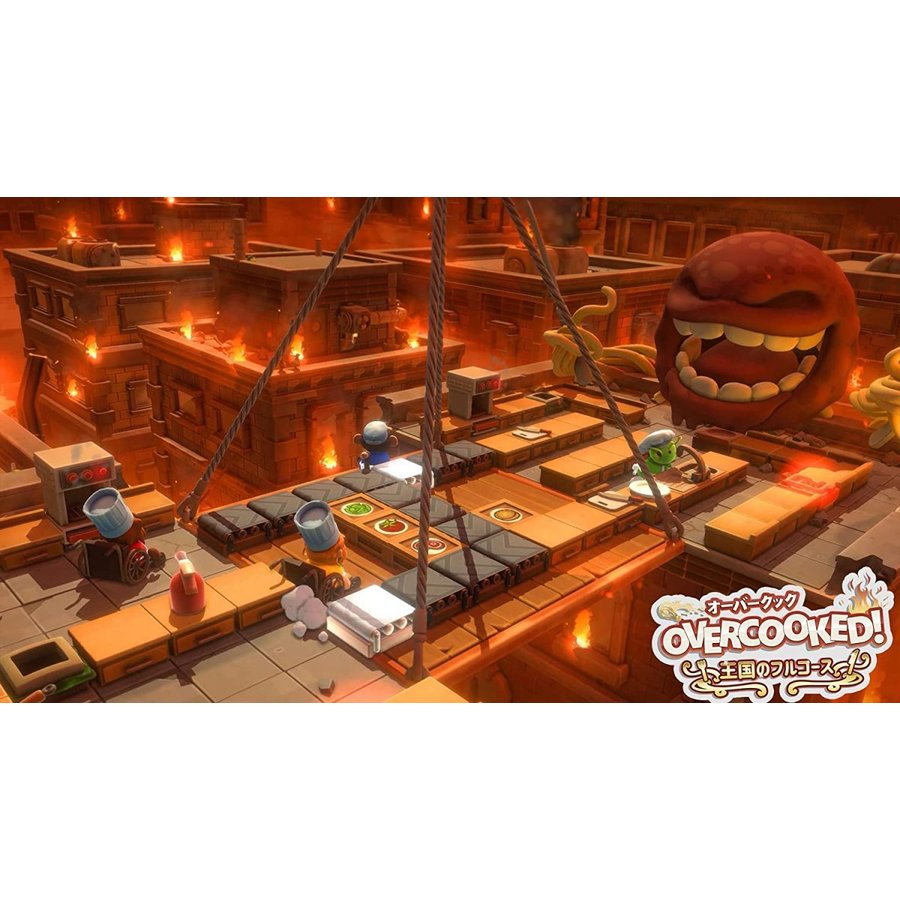(PS5)Overcooked! 王国のフルコース(中古品)|collectionmall|06