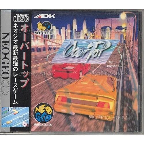(NEOGEO) OVER TOP オーバートップ (CD版) (管理:8262)